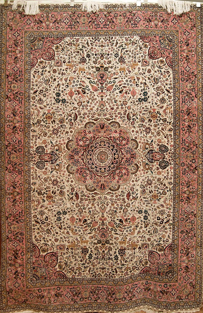 Finest Isphahan Rug rugs and more oriental carpet 36033-