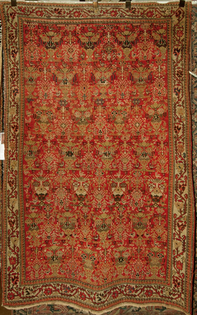 Rare Antique Malayer Rug