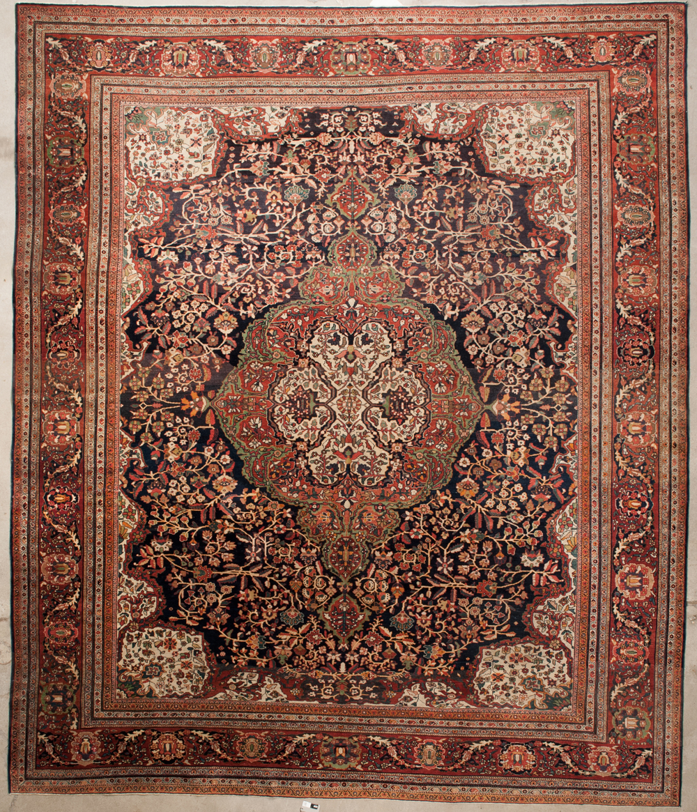 Antique Farahan Rugs and more oriental carpet 35897-