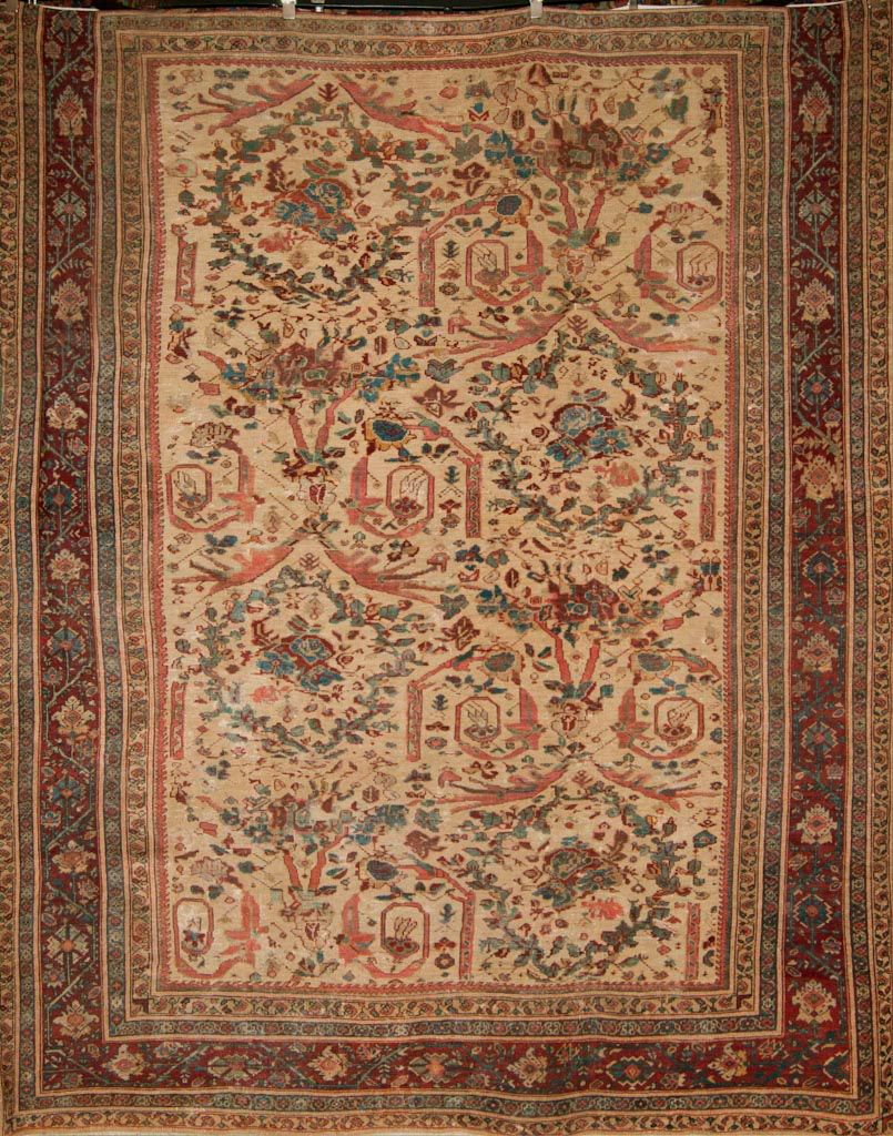 Antique Ziegler Sultanabad Rug rugs and more oriental carpet 35681-