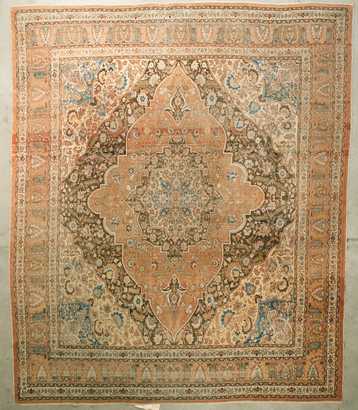 Antique Haj-Jalili Tabriz Rugs and more oriental carpet 35930