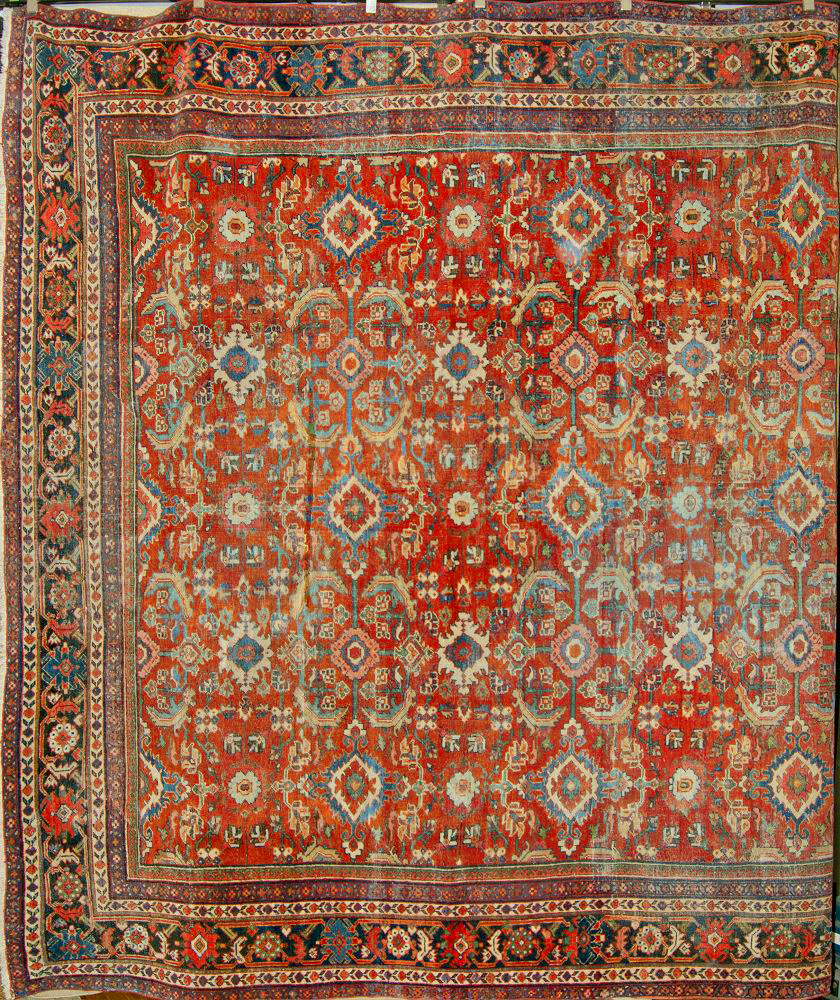 Antique Sultanabad Mahal Rug Rugs Amp More