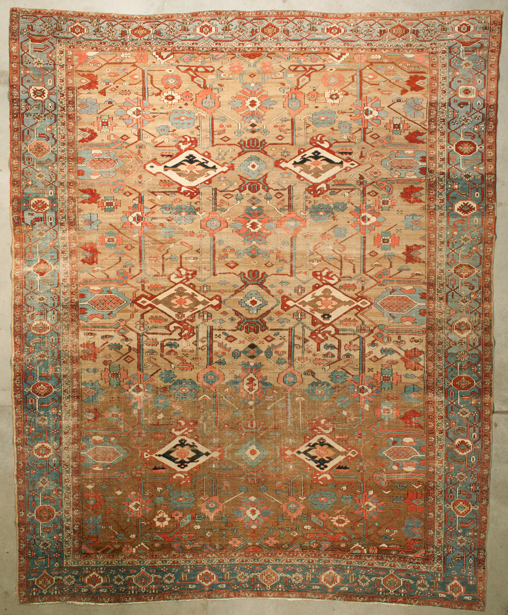 Rare Antique Bakhshayesh Rugs and more oriental carpet 35910-