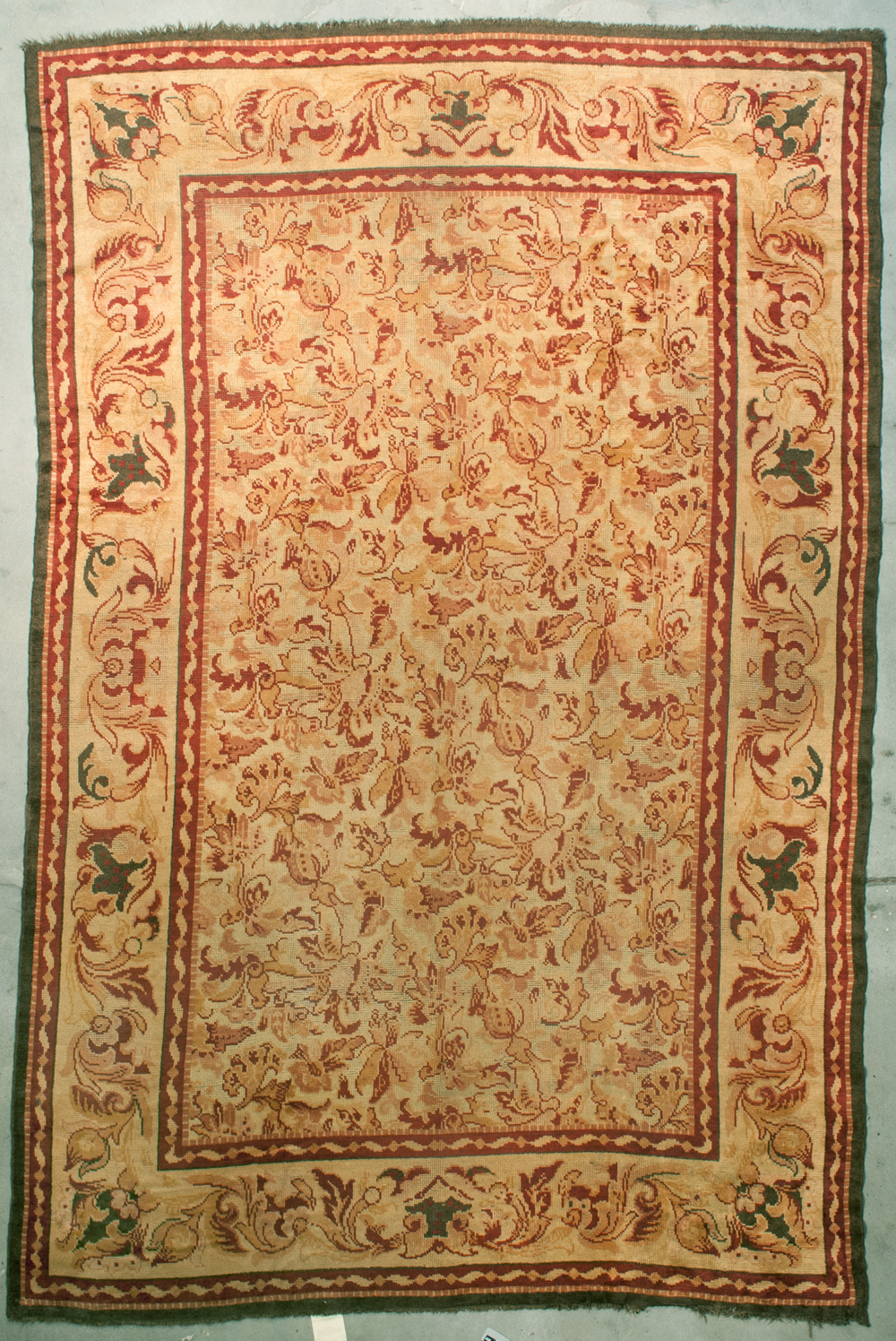 Antique European Rugs and more oriental carpet 35918-