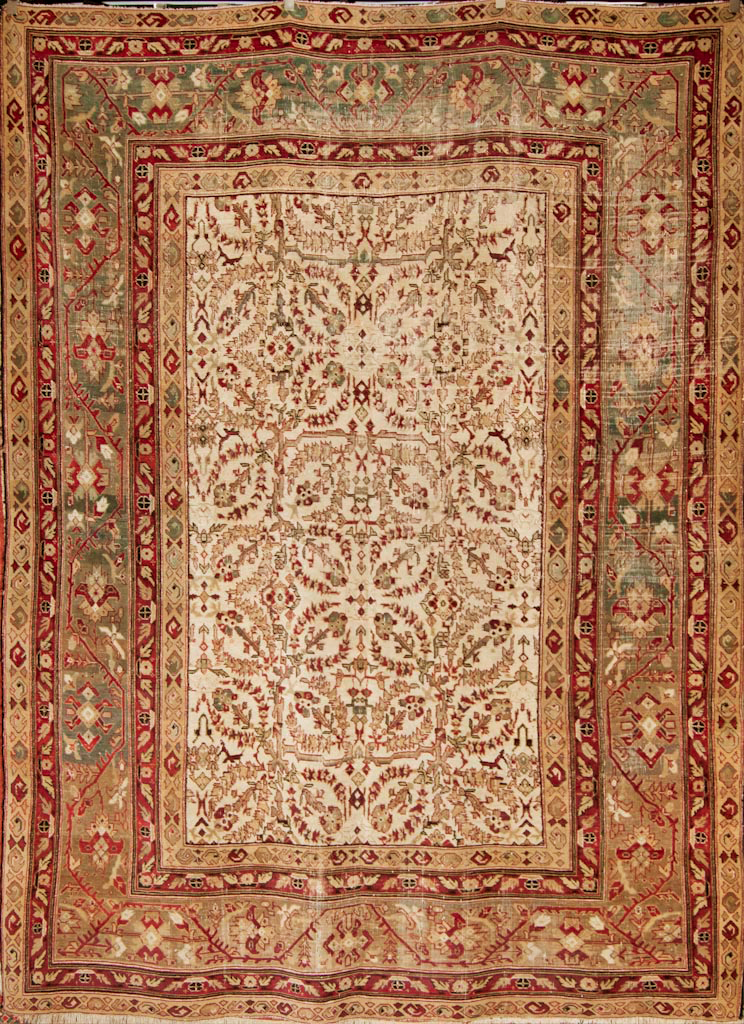 Antique Agra Rugs and more oriental carpet 35680-