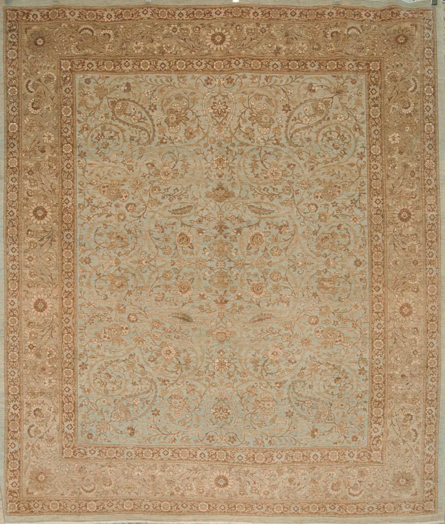 Finest Haj-Jalili Tabriz Rugs and more oriental carpet 35336-1