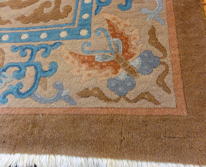 Antique Peking Rugs & More Oriental Carpets 35069