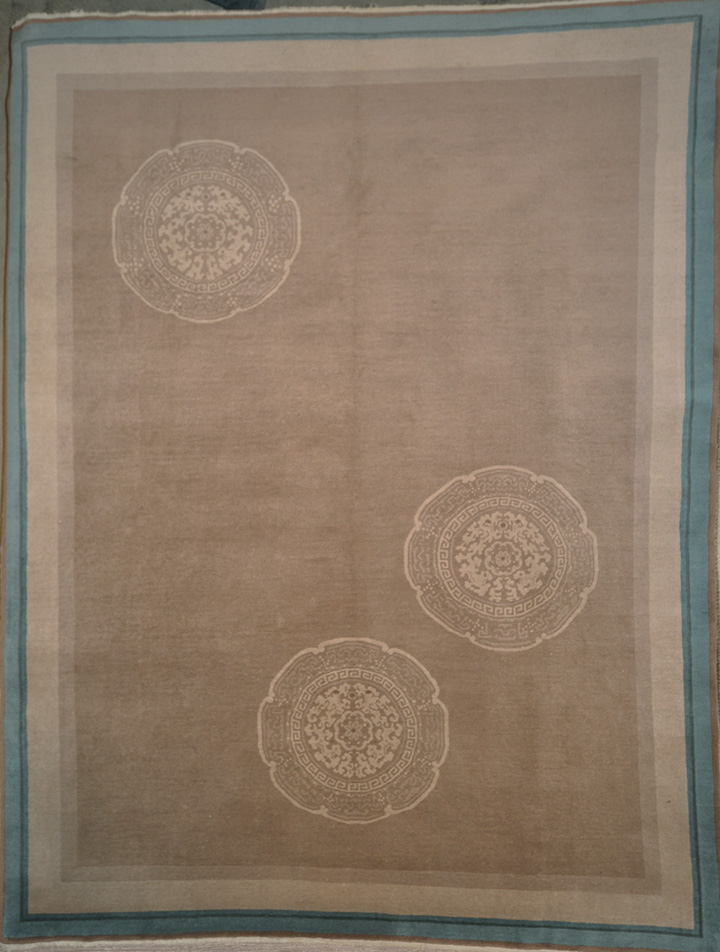 Art Deco Rug rugs and more oriental carpet 35997-