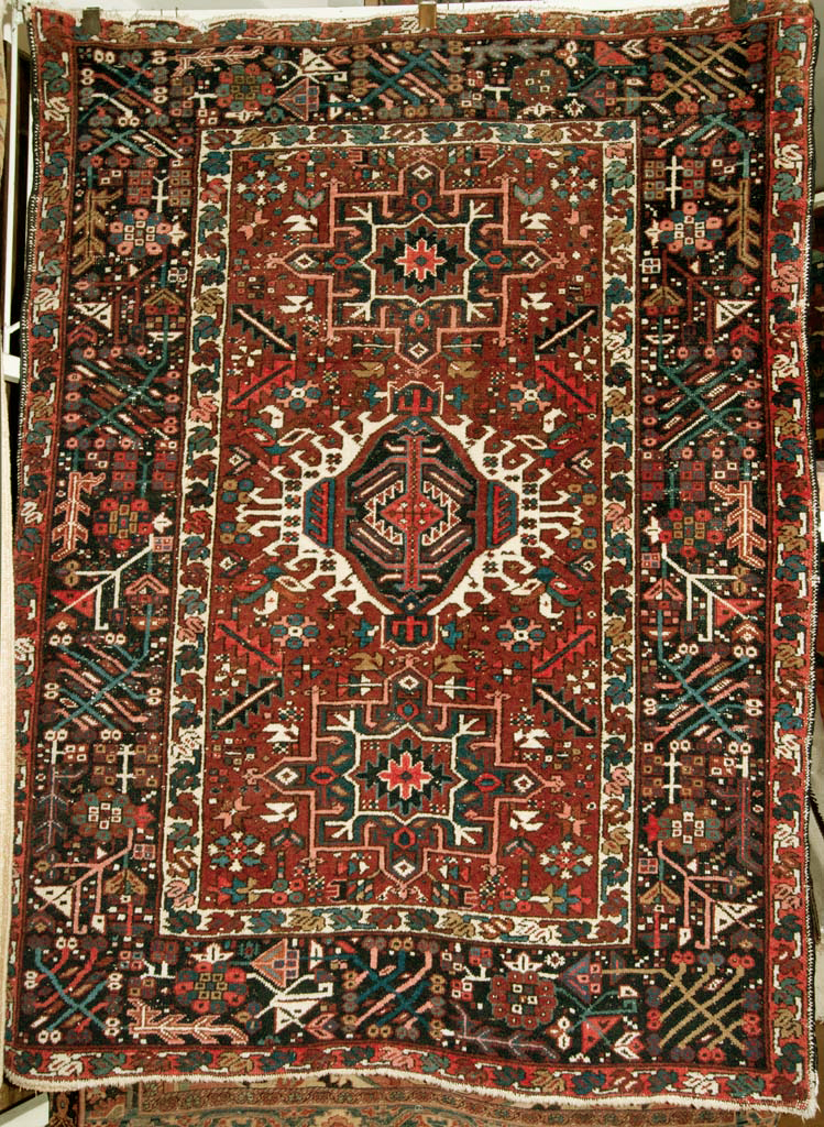 Antique Karajeh Rug santa barbara design center rugs and more oriental carpet