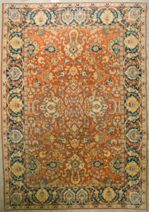 Turkish Oushak Rugs and more oriental carpet 35479-