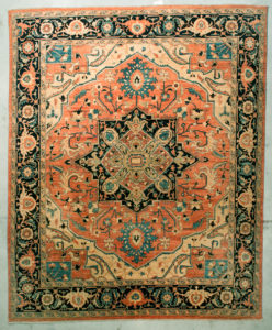 Fine Heriz Rugs and more oriental carpet 35451-