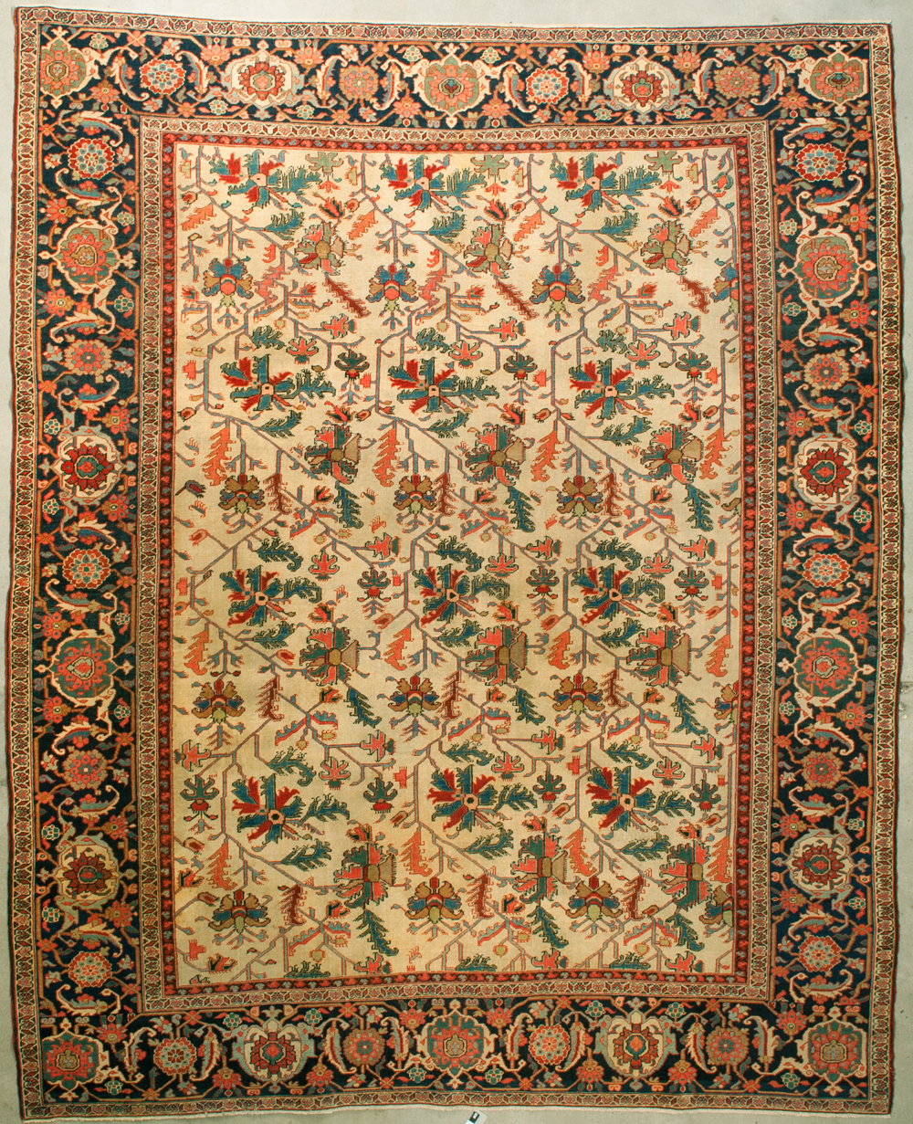 Antique Serapi Rugs and more oriental carpet 35926-