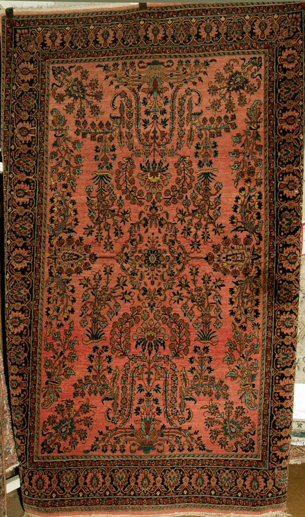 Antique Sarouk Rug santa barbara design center rugs and more oriental carpet