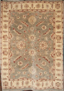 Fine Oushak Rug Santa Barbara Design Center Rug - 1