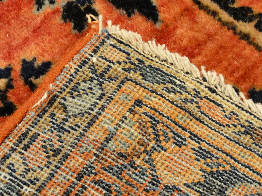 Antique Sarouk rug Santa Barbara Design center