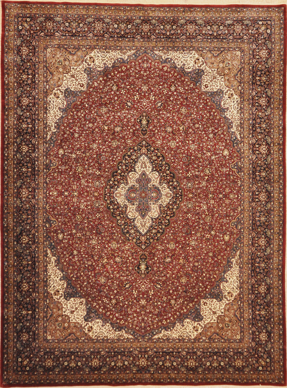 The finest kashan rug santa barbara design center