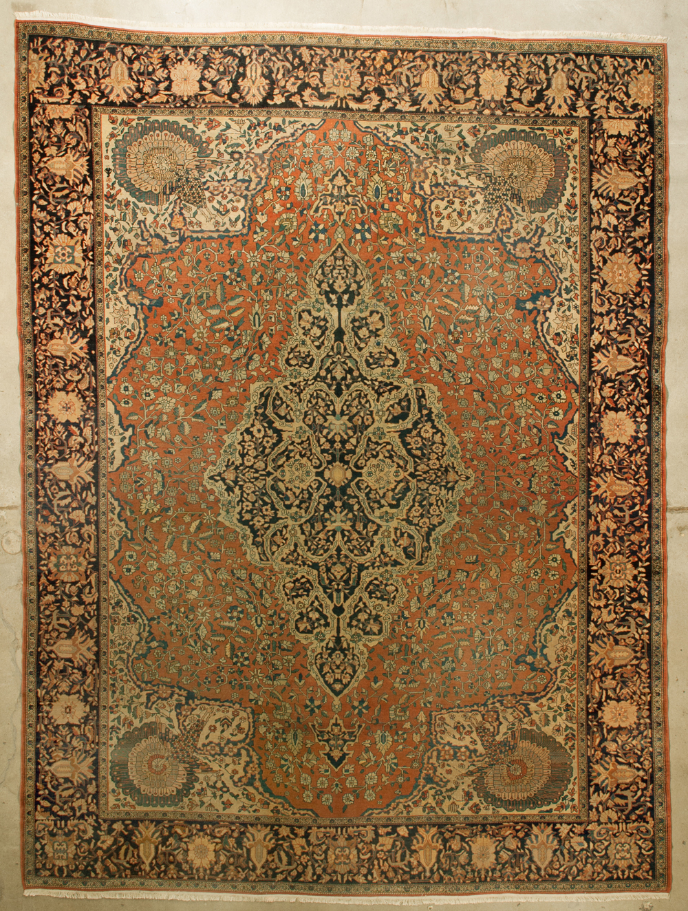 Antique Farahan Rugs and more oriental carpet 35922-