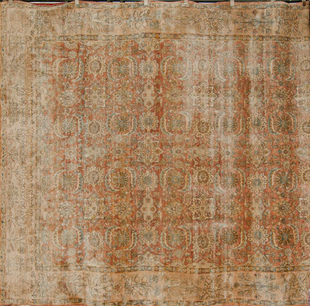 Antique Mughal Rugs and more 35927-1