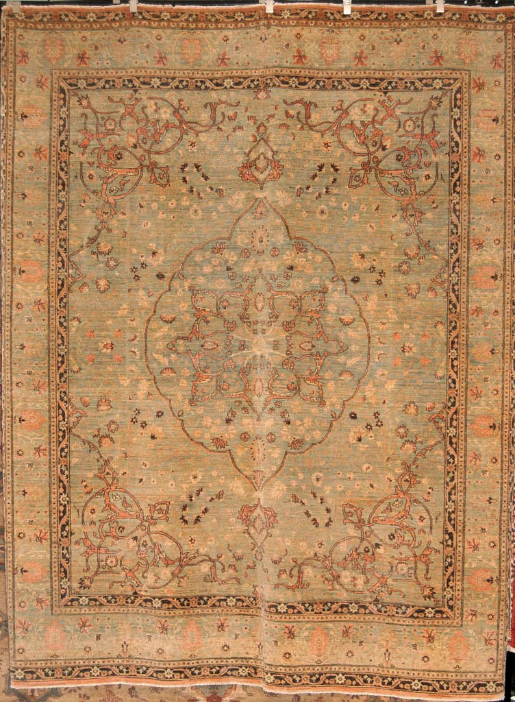 Finest Tabriz Rug rugs and more oriental carpet 35281-