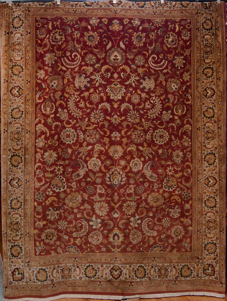 Finest Collectible Antique Mashad Rugs Rugs Amp More