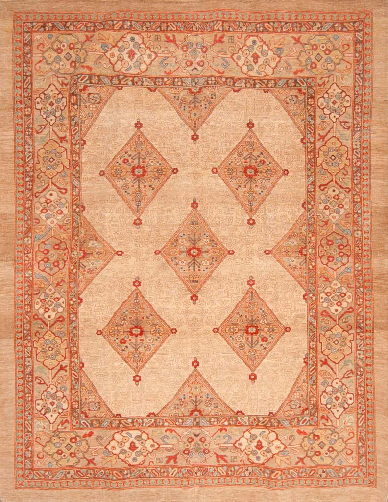 Original Persian Sarab Rug