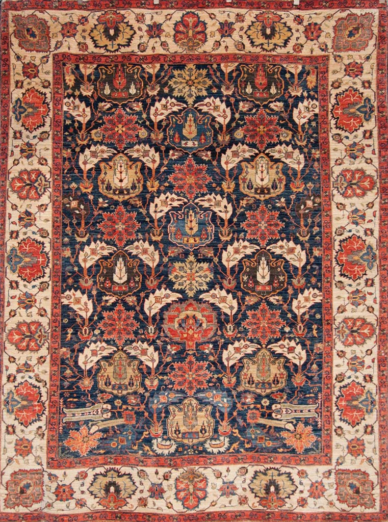 Shield Kazak Rug