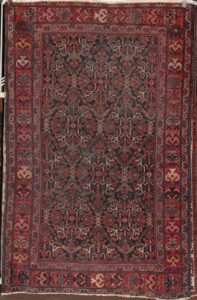 Antique Mahal Persian Rug