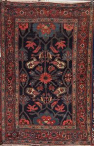 Antique Armanibaft Persian Rug