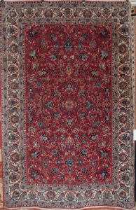 Finest Isfahan Persian Rug