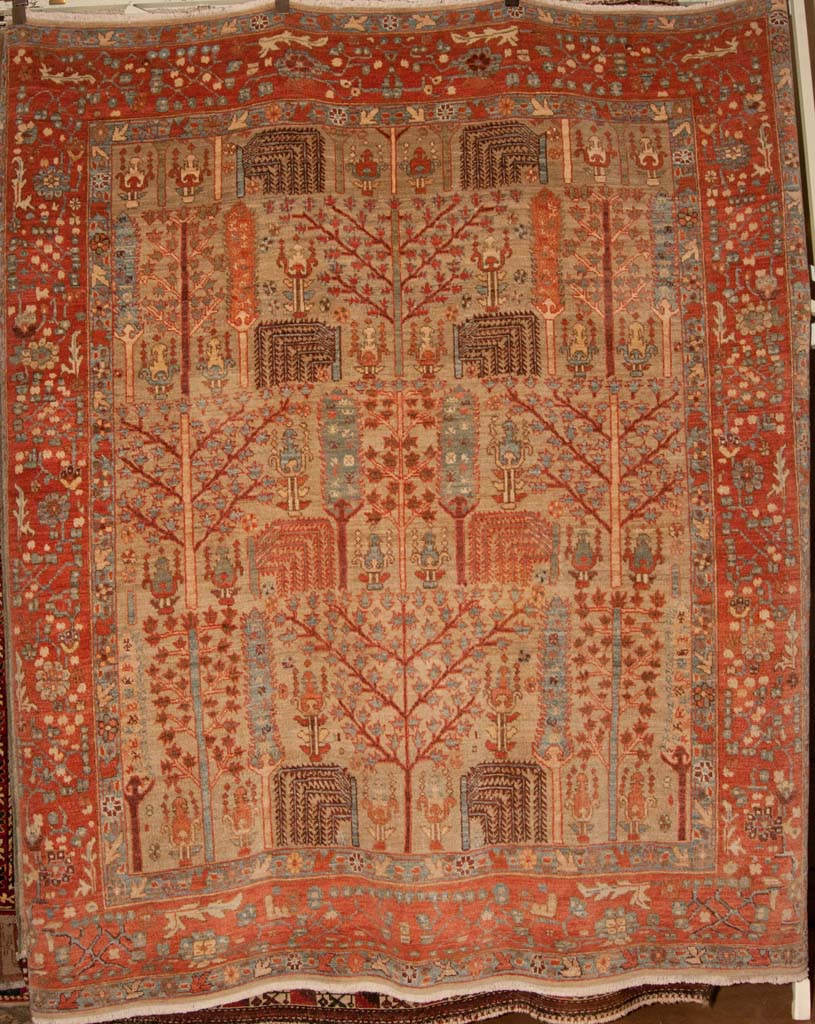 Persian Bakshaish Rug
