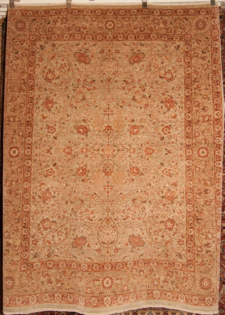 Finest Persian Tabriz Rug