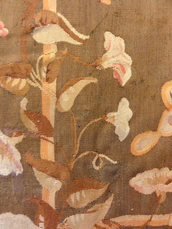 Antique 1800's Aubusson Rug | Rugs & More | Santa Barbara Design Center 43343