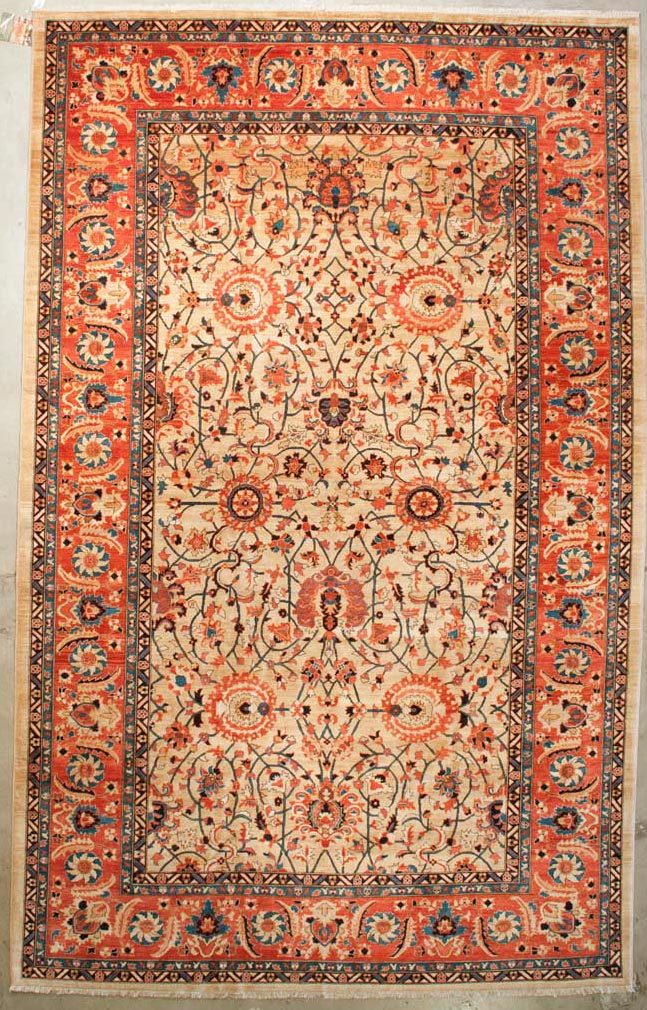 Fine Bijar Rug | Rugs and More | Santa Barbara Design Center 1