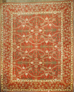 Fine Ziegler Mughal Rug | Rugs and More | Santa Barbara Design Center