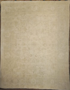 Antiqued Oushak Rug | Rugs & More | Santa Barbara Design Center
