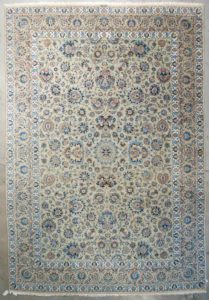 Older Persian Kashan Rug