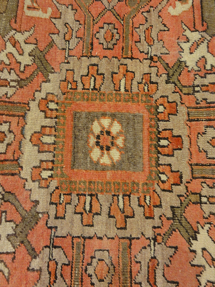 Fine Antique Serapi Rug | Rugs and More | Santa Barbara Design Center
