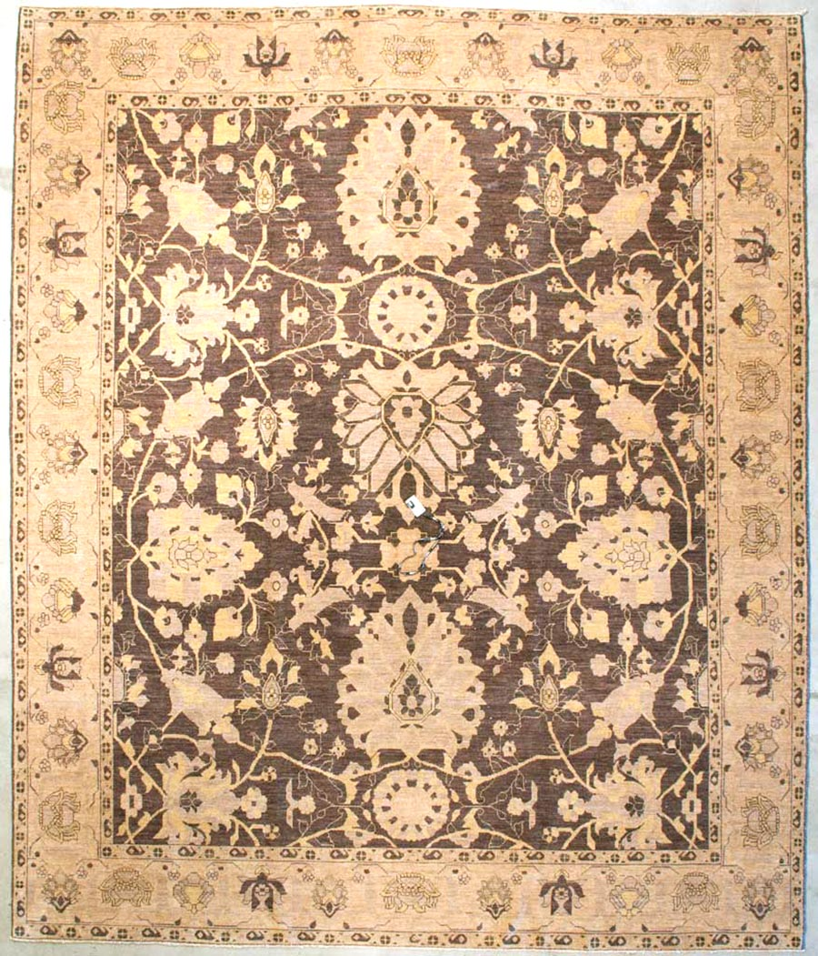 Fine Ziegler & Co. Usak Rug | Rugs and More | Santa Barbara Design Center 6