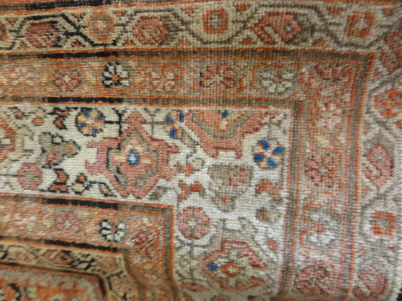 Finest Antique Sultanabad Rug | Rugs and More | Santa Barbara Design