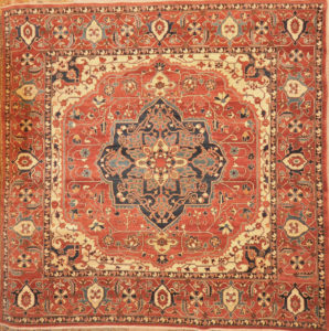 Finest Heriz Rug | Rugs & More | Santa Barbara Design Center