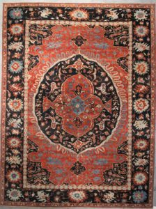 FIne Classical Indian Oushak Rug