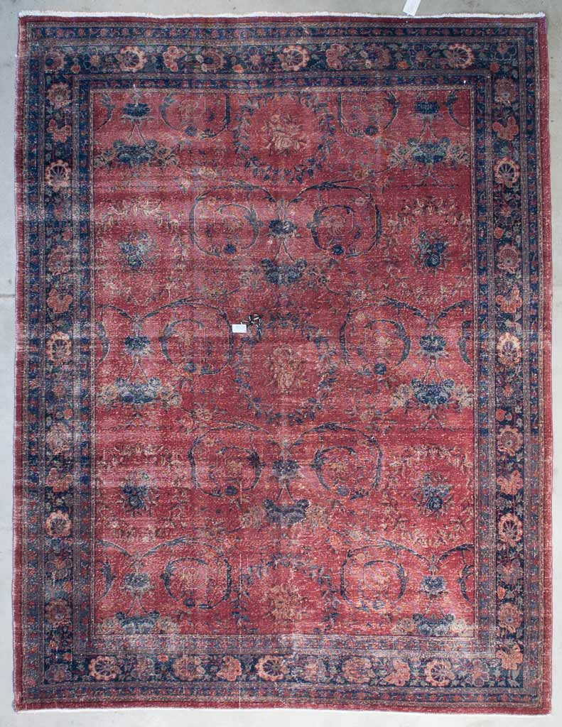 Antique Turkish Sparta Rug