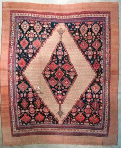 Fine Antique Serapi Rug | Rugs & More | Santa Barbara Design Center 1