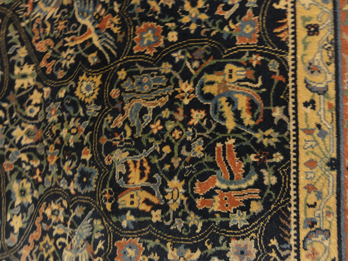 Antique Indo Agra Rug | Rugs & More | Oriental Carpets