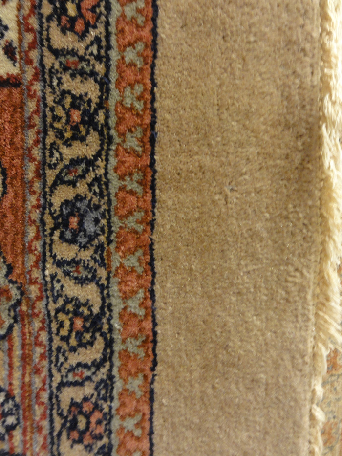 Antique Camel Hair Serapi Rug Rugs And More Santa