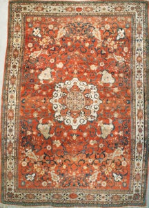Finest Historic Tabriz rugs and more oriental carpet 43733-11