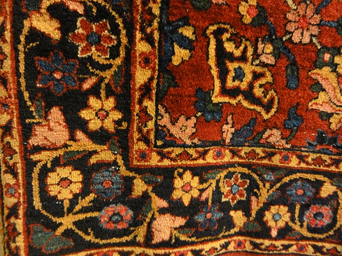 Antique Kerman Runner  | Rugs and More | Santa Barbara Design Center 43881