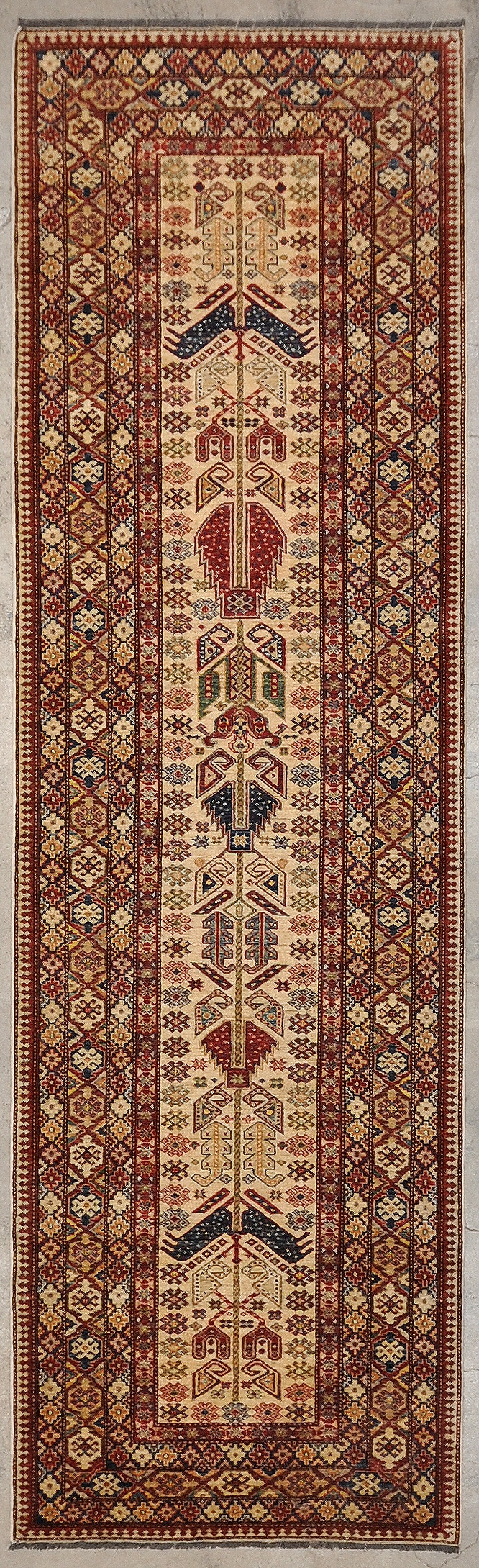 Fine Ziegler Caucasian Runner rugs and more oriental carpet 44022-