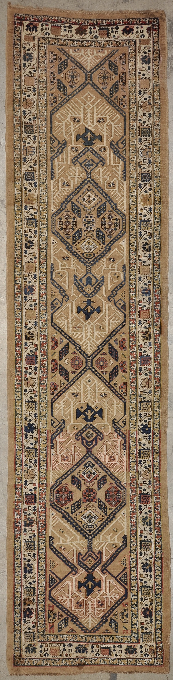 Antique Serab Runner rugs and more oriental carpet 44004-
