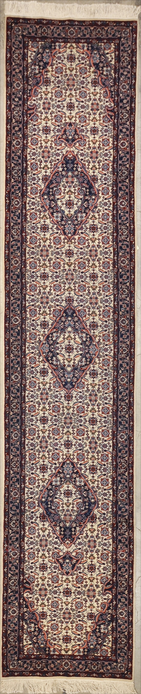 Fine Tabriz Runner rugs and more oriental carpet 44012-